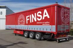 «Vehículo nuevo» ASTILLERA CERTIFICADA EN12642XL