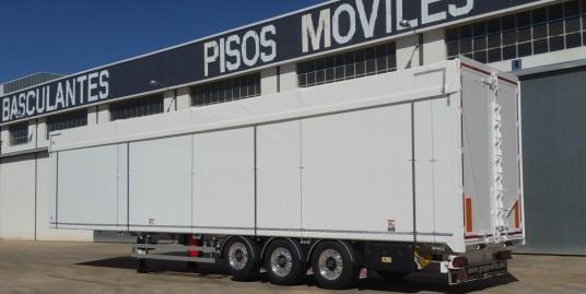 """""""Vehículo Nuevo"""" Piso móvil"""